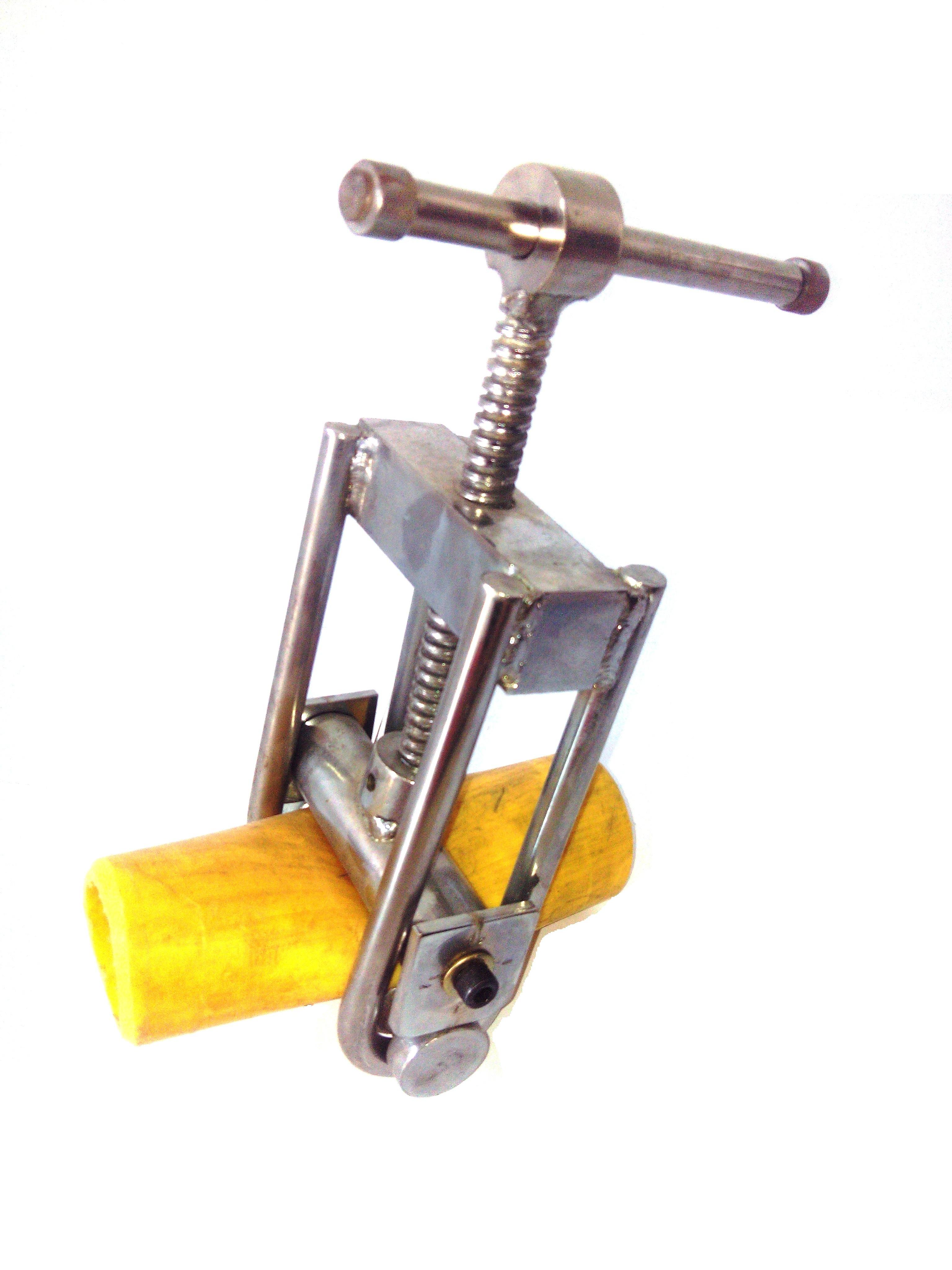 Squeeze pipe tool prensa de aplastamiento cortaflujo de - Herramientas para desatascar tuberias ...